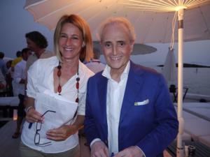 Mit Jose Carreras Mallorca 12.2011