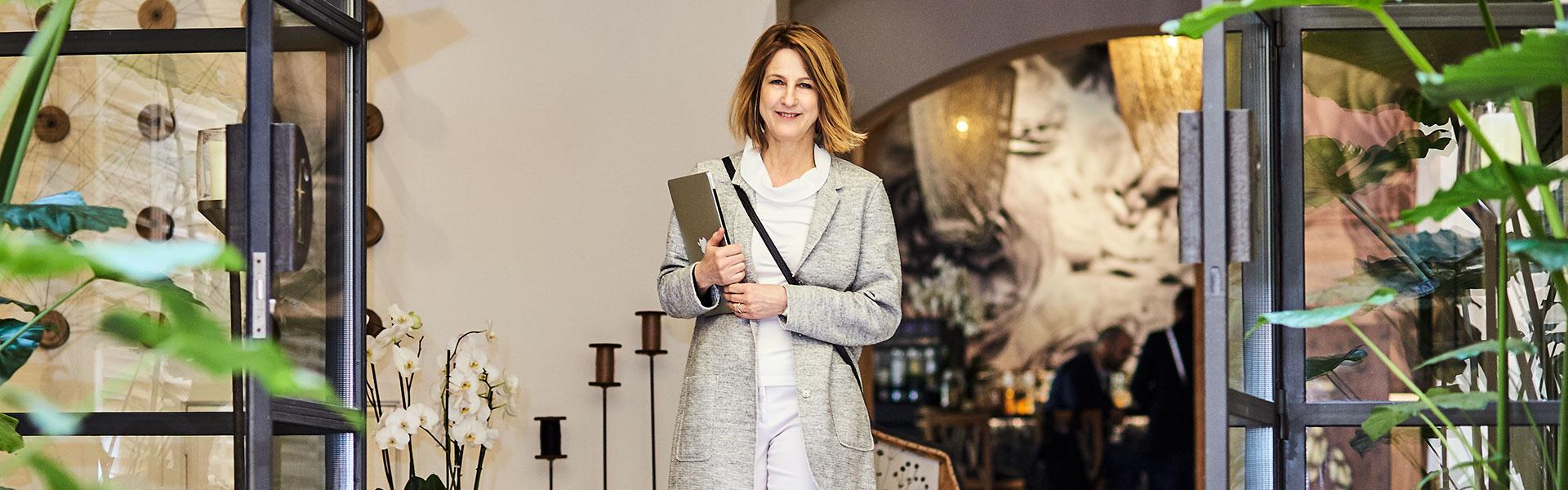Kirsten Lehmkuhl - Texterin Journalistin